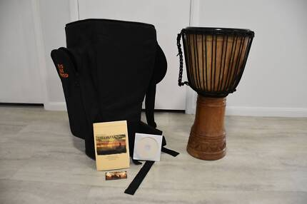 Djembe drum - 10 inch - as new