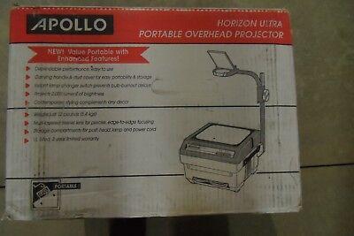 Apollo Horizon Ultra Portable Overhead Projector