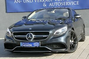 Mercedes-Benz S 63 AMG Coupe 4Matic SWAROVSKI PERFORMANCE