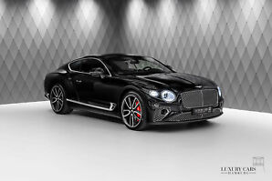 Continental GT NEW Model BLACK / RED MULLINER