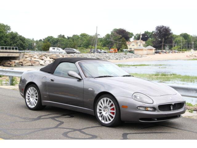 Imagen 1 de Maserati Spyder gray