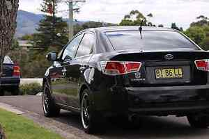 2010 Kia cerato sporty kit low kms quick sale Wollongong Wollongong Area Preview