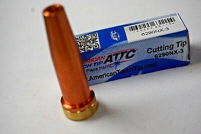 Propanenatural Gas Cutting Tip 6290nx-3 Harris Torch Size 3