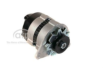 JCB MASSEY ALTERNATORUPRATED 50amp LUCAS 17ACR18ACR Type MGB Mini TR7 Capri