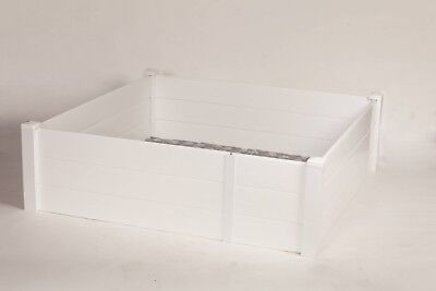 "Whelping Box 60""x 60"" w/Piggy Rails entry door and Rubber Liner Dog,Puppy,Pen,"