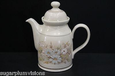 Royal Doulton FLORINDA Tea or Coffee Pot 6 Cup Excellent