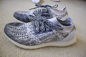 Adidas Ultra Boost Uncaged Oreo (Black/white) size US 10 Eight Mile Plains Brisbane South West Preview