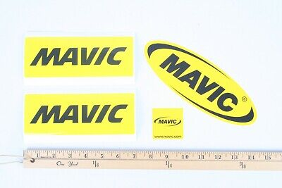 Vintage 70s 80/'s Mavic Frame Fork stickers NOS and NLA!