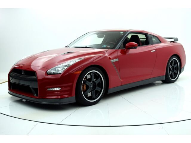 Image 1 of Nissan: GT-R Black Red…