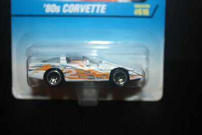 Hot Wheels 80's Corvette Collector #616 1:64 scale Diecast