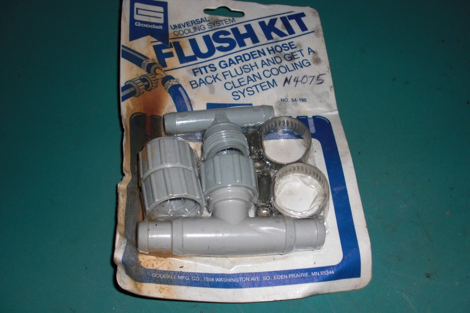 NOS Universal Cooling System Flush Kit