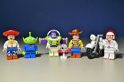 Lego Toy Story 4 Minifigures  Lot of 6