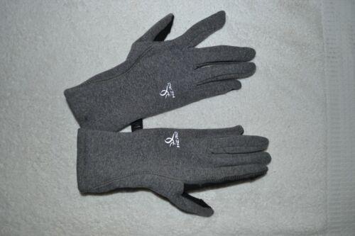 Head Sensatec Ladies Small Ultrafit Touchscreen Running Gloves Grey