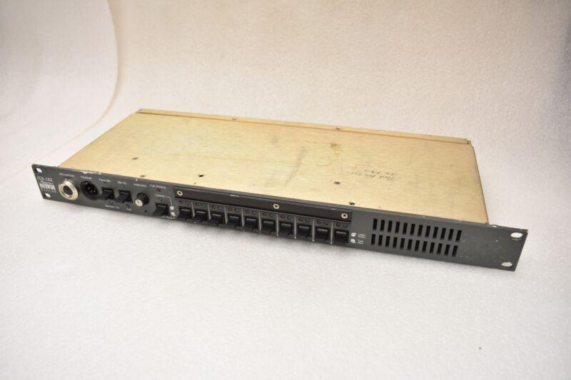 Clear-Com Intercom System Matrix Plus II ICS-102 Master Station