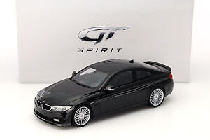 BMW Alpina B4 Biturbo Coupe schwarz 1:18 GT-SPIRIT