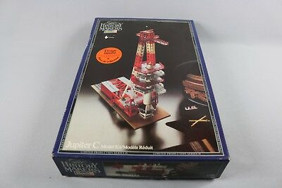 ZF1390 Revell 1/110 maquette espace fusee 8646 The History Makers Jupiter C LTD