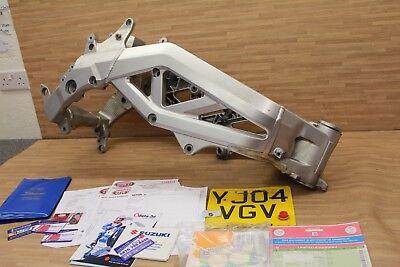 SUZUKI SV 1000 Naked Main Frame & V5 Mot Til May 2019   2004 Model  23k miles