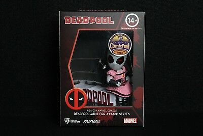 Deadpool Mini Egg Attack Series Maid Outfit Halloween Comic Fest Exclusive](Halloween Mini Series)