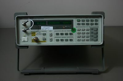 Hp Agilent 85645a 300khz-26.5ghz Tracking Generator Calibrated With Warranty