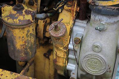 John Deere Tractor Crawler 435 440 Oil Filler Plug Gm 253 Diesel
