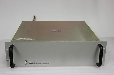 Spellman Rhr120n480rvctp Olx1645  High Voltage Power Supply