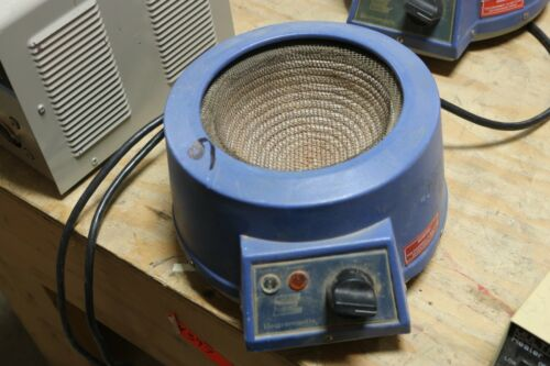 ELECTROTHERMAL EM0500/CE MK1 HEATING MANTLE WORKING