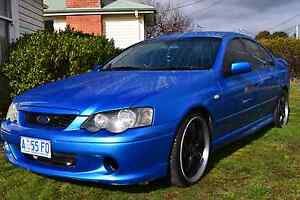 2003 ba xr6 turbo Oatlands Southern Midlands Preview
