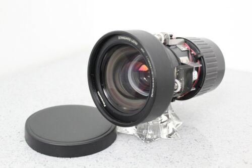 Panasonic Standard Throw Projector Lens TKGF0109-1 Unused Take Off FREE SHIPPING