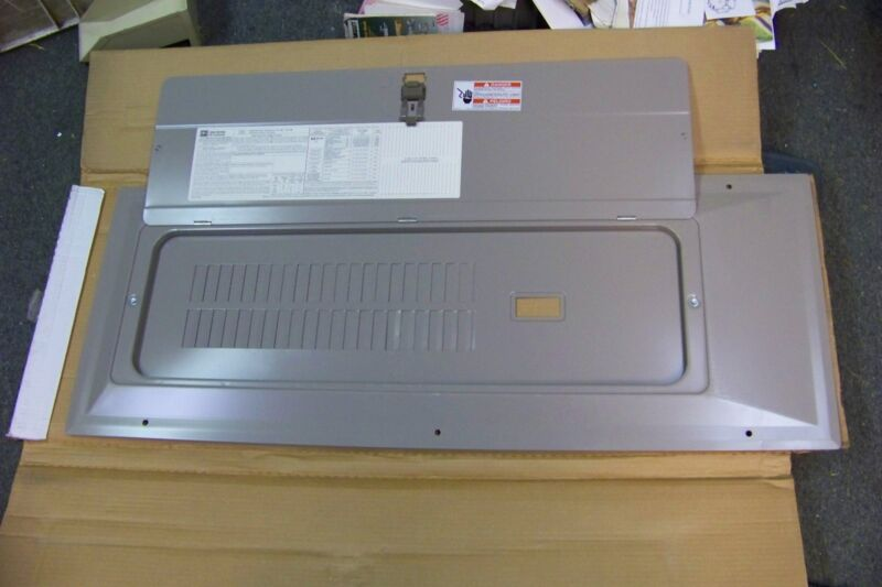 new Eaton / Cutler Hammer CH8LF Load Center Cover