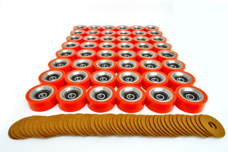 70568201 Orange Dryer Drum Support Roller Bearing Alliance ALS 70298701P 48pk