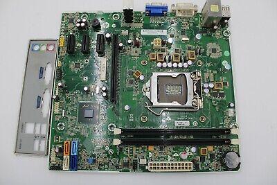 HP Pro 3400 LGA1155 DDR3 Motherboard 657002-001 w/ IO Shield