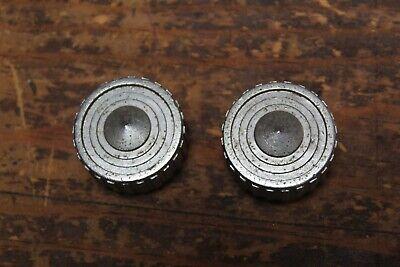 Sears Jointer 4 38 Jointer Planer 2 Chrome Knobs 103-23340 King Seely