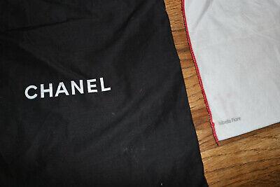 Designer vintage lot of 6 storage dust bags Gucci Bottega material