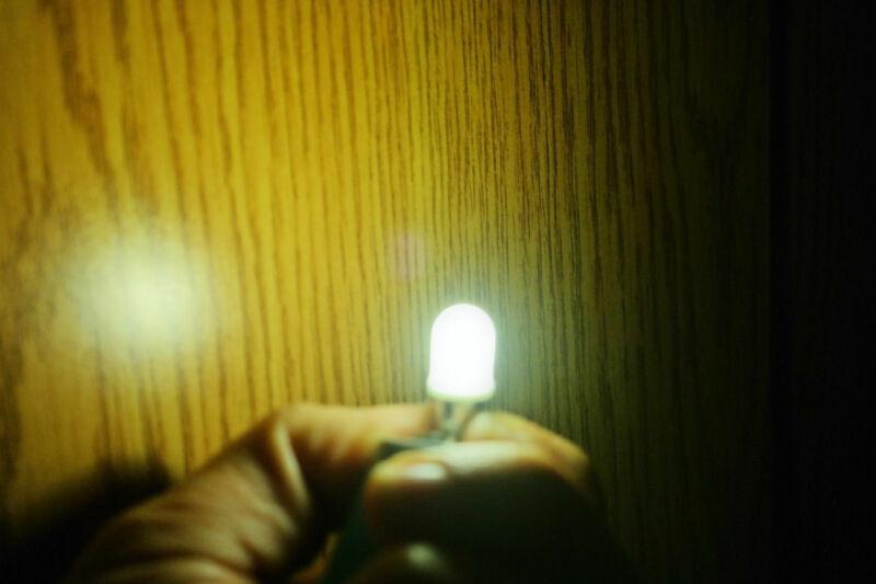 McIntosh MC2205 LED bulbs lamps lights Meters and Glass Lights Filter kit