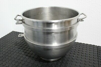 Hobart Legacy Bowl Hl-80 Stainless Steel For Hl800 Mixer 80 Qt Free Shipping