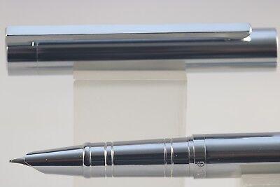 Jinhao No. 126 Polished Chrome Extra Fine Accountants Fountain Pen