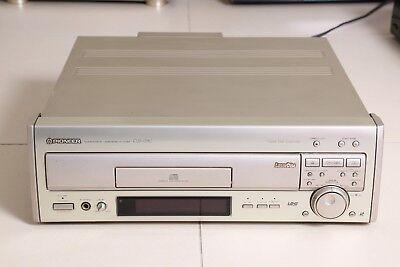 Pioneer CLD-07G  LD,CD Laser Disc Player NTSC