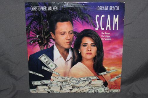 Laser Disc Scam Laser Disc- Christopher Walken Lorraine Bracco