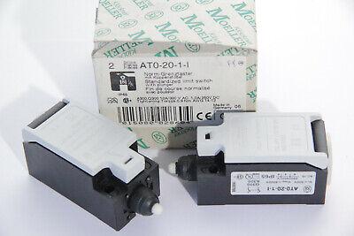 Klöckner Moeller Norm Grenztaster AT4//11 d S//i// AR Endschalter mit Anfahrrolle