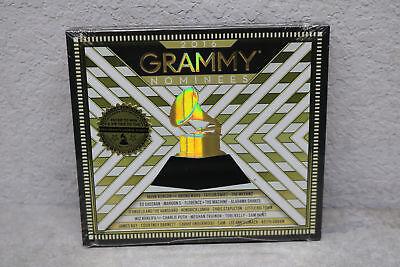 2016 Grammy Nominees Cd Album 2016 Republic  New  Case Cracked