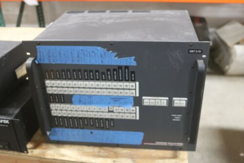 Extron Crosspoint 450 Plus series Ultra wide band Matrix Switcher