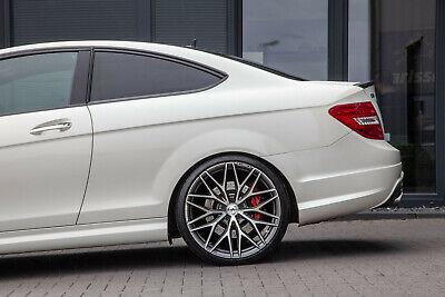 Felgensatz 20 Zoll LUETHEN Edt. 1 Anthr. Pol. Mercedes SL R230, SLS 197, AMG GT
