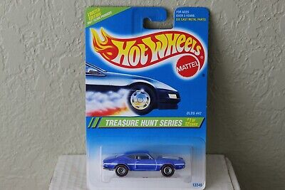 Hot Wheels 1995 Treasure Hunt #1 Olds 442