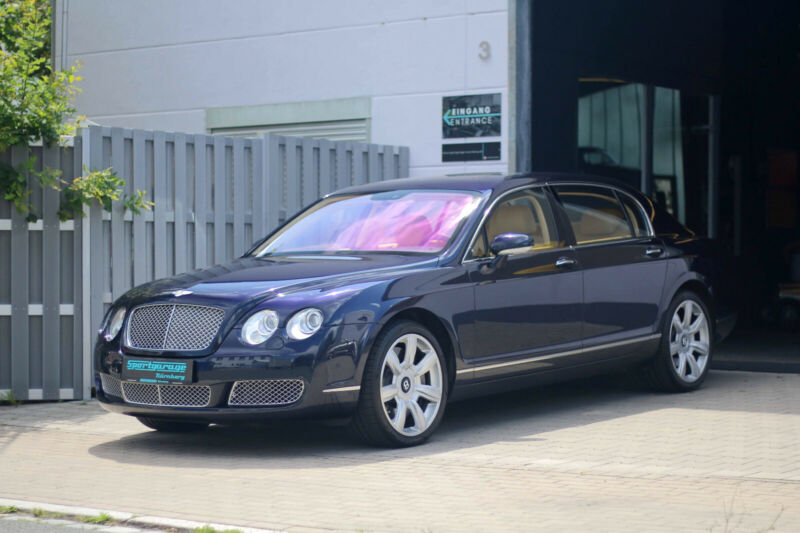 Bentley Continental Flying Spur *MwSt.*1.Hand*