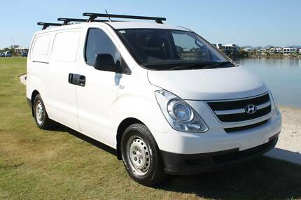 2012 Hyundai iLoad TQ2-V Van 5dr Auto 5sp 2.5DT [MY12] Merrimac Gold Coast City Preview
