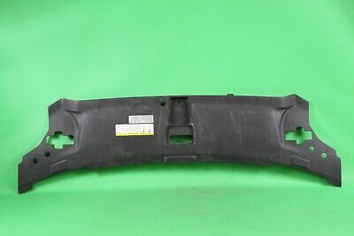 15-18 Audi A8 S8 Radiator Core Support Sight Shield Cover 4H0 807 081 oem