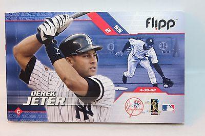 Derek Jeter 2003 Flipp Book 10 01 02 Division Series Home Run 2002 Mlb Made Usa