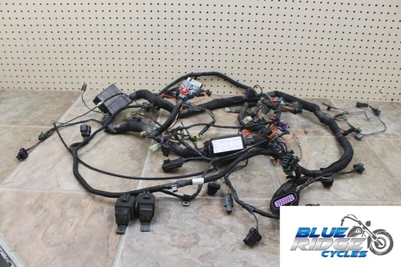 08 polaris victory vision oem main engine 01404 wiring harness 08 polaris victory vision oem main engine 01404 wiring harness motor wire loom