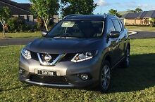 2015 Nissan X-Trail 4x4 TI Caboolture Caboolture Area Preview