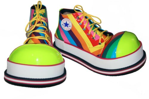 Professional Clown Shoes Costume -New Model- by ClownMart